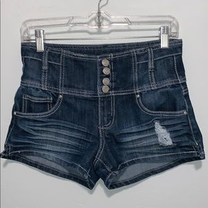 Almost Famous Jeans Shorts Size 5